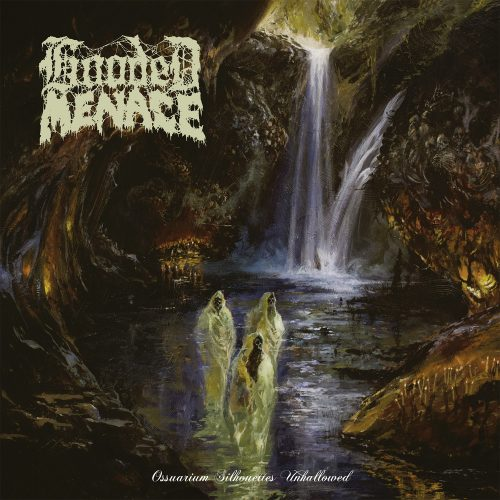 Hooded Menace - Ossuarium Silhouettes Unhallowed - Cover