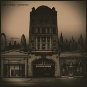 Sol Invictus - Necropolis - CD-Cover