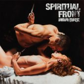 Spiritual Front - Amour Braque - CD-Cover