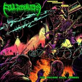 Foul Body Autopsy - This Machine Kills Zombies - CD-Cover