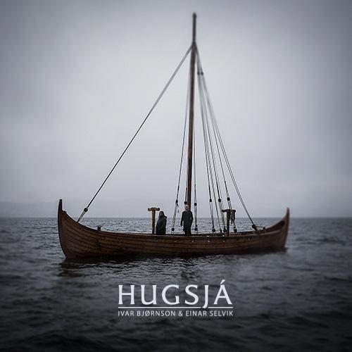 Ivar Bjørnson & Einar Selvik - Hugsjá - Cover