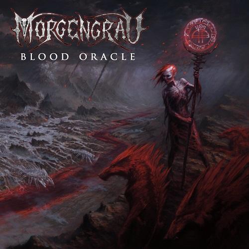 Morgengrau - Blood Oracle - Cover