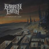 Barren Earth - A Complex Of Cages - CD-Cover