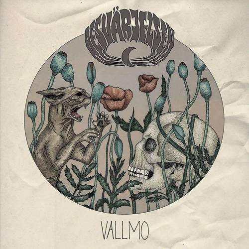 Besvärjelsen - Vallmo - Cover
