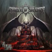 Circle Of Silence - The Crimson Throne - CD-Cover