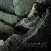 Collapse Of Light - Each Failing Step - CD-Cover