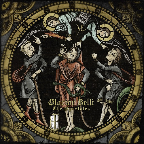 Glorior Belli - The Apostates - Cover