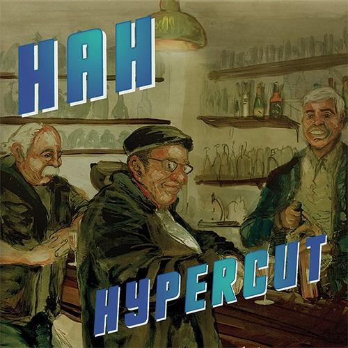 Hardcore Anal Hydrogen - Hypercut - Cover