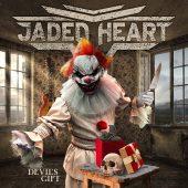 Jaded Heart - Devil's Gift - CD-Cover