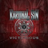 Kardinal Sin  - Victorious - CD-Cover
