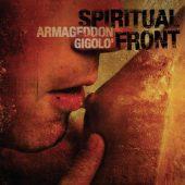 Spiritual Front - Armageddon Gigolo (Re-Release) - CD-Cover
