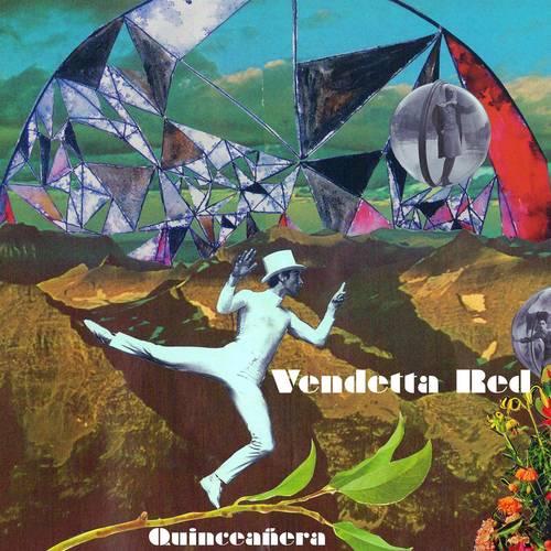 Vendetta Red - Quinceañera - Cover
