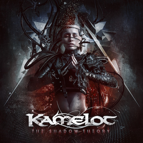 Kamelot - The Shadow Theory - Cover