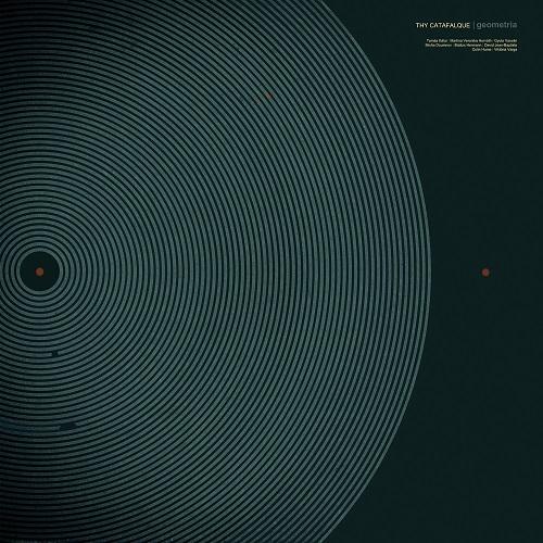 Thy Catafalque - Geometria - Cover