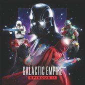 Galactic Empire - Episode II - CD-Cover