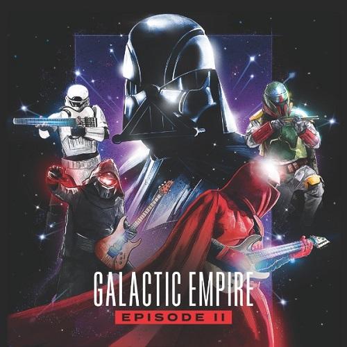 Galactic Empire - Episode II - Cover