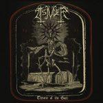 Cover - Tsjuder – Throne Of The Goat (EP)