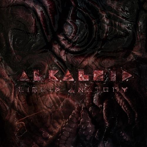 Alkaloid - Liquid Anatomy - Cover