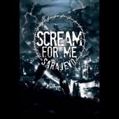 Bruce Dickinson - Scream For Me Sarajevo - CD-Cover