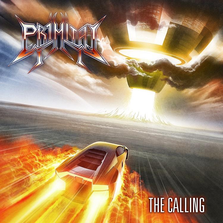 Primitai - The Calling - Cover