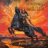 Traitors Gate - Fallen - CD-Cover