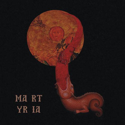 Martyria - Martyria - Cover