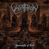 Varathron - Patriarchs Of Evil - CD-Cover