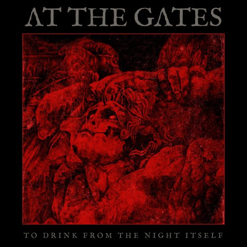 At The Gates - To Drink From The Night Itself - Cover