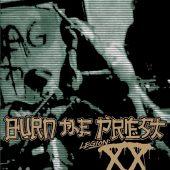 Burn The Priest - Legion: XX - CD-Cover