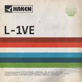 Haken - L-1VE - CD-Cover