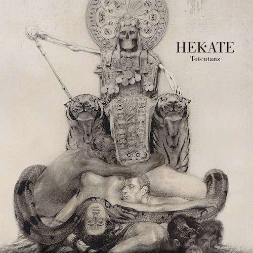 Hekate - Totentanz - Cover