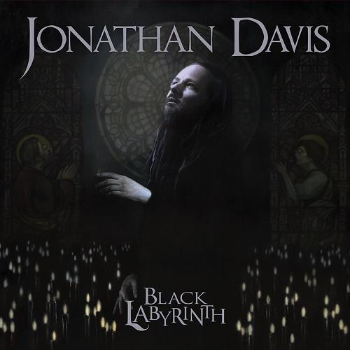 Jonathan Davis - Black Labyrinth - Cover