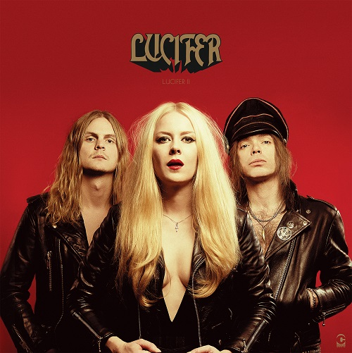 Lucifer - Lucifer II - Cover