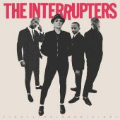 The Interrupters - Fight The Good Fight - CD-Cover