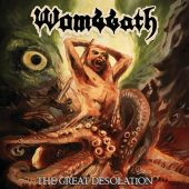 Wombbath - The Great Desolation - CD-Cover