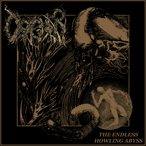 Draghkar - The Endless Howling Abyss (EP) - Cover