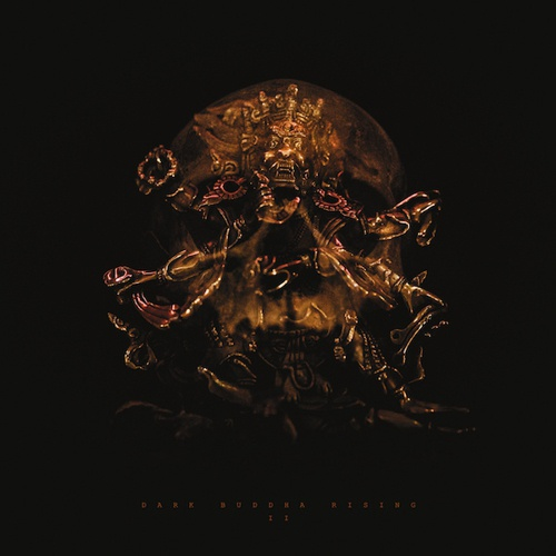 Dark Buddha Rising - II (EP) - Cover