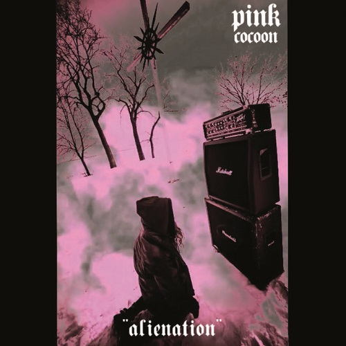 Pink Cocoon - Alienation - Cover