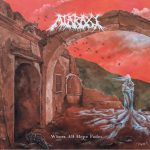 Cover - Ataraxy – Where All Hope Fades