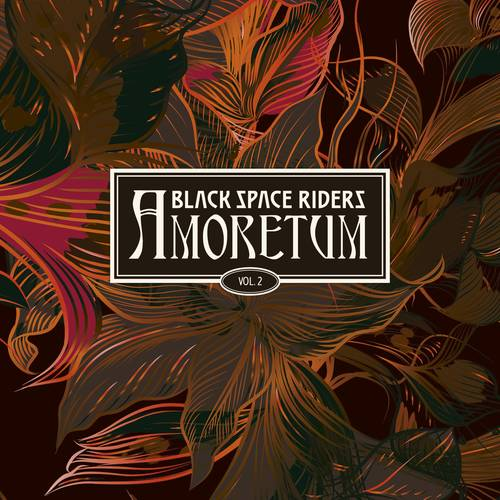 Black Space Riders - Amoretum Vol. 2 - Cover