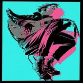 Gorillaz - The Now Now - CD-Cover