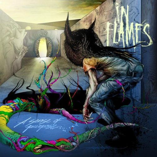 In Flames - A Sense Of Purpose (-) - Cover