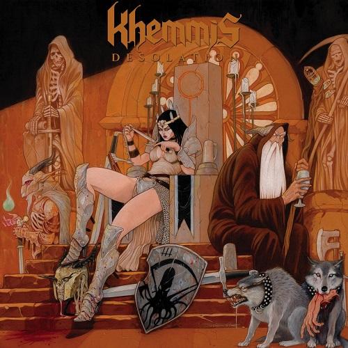 Khemmis - Desolation - Cover