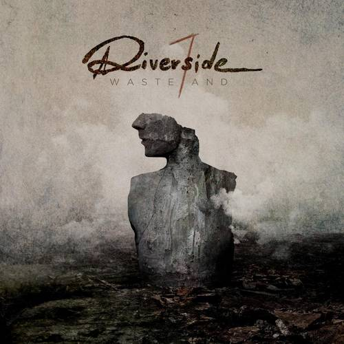 Riverside - Wasteland - Cover