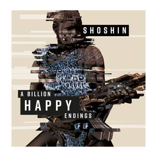 Shoshin - A Billion Happy Endings - Cover