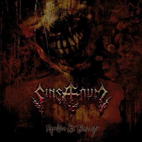 Sinsaenum - Repulsion For Humanity - Cover