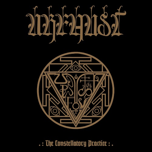 Urfaust - The Constellatory Practice - Cover