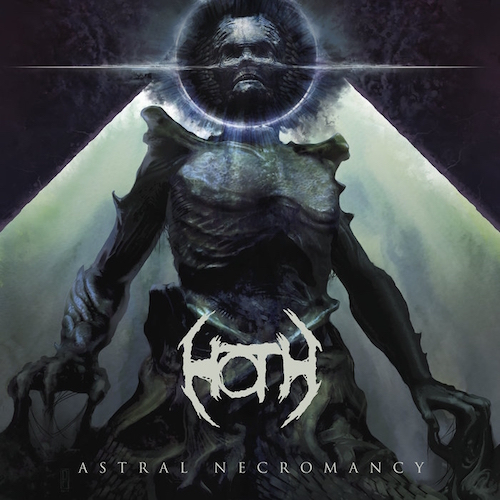 Hoth - Astral Necromancy - Cover