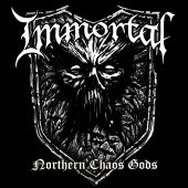 Immortal - Northern Chaos Gods - CD-Cover