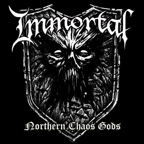 Immortal - Northern Chaos Gods - Cover